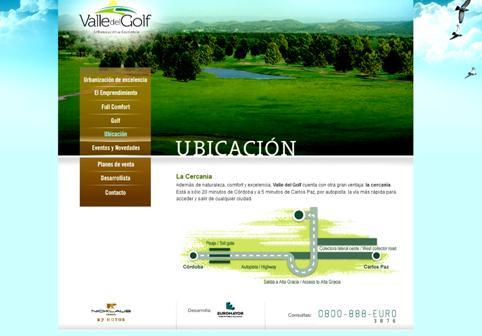 Valle del Golf __ Ubicación_1337350821102