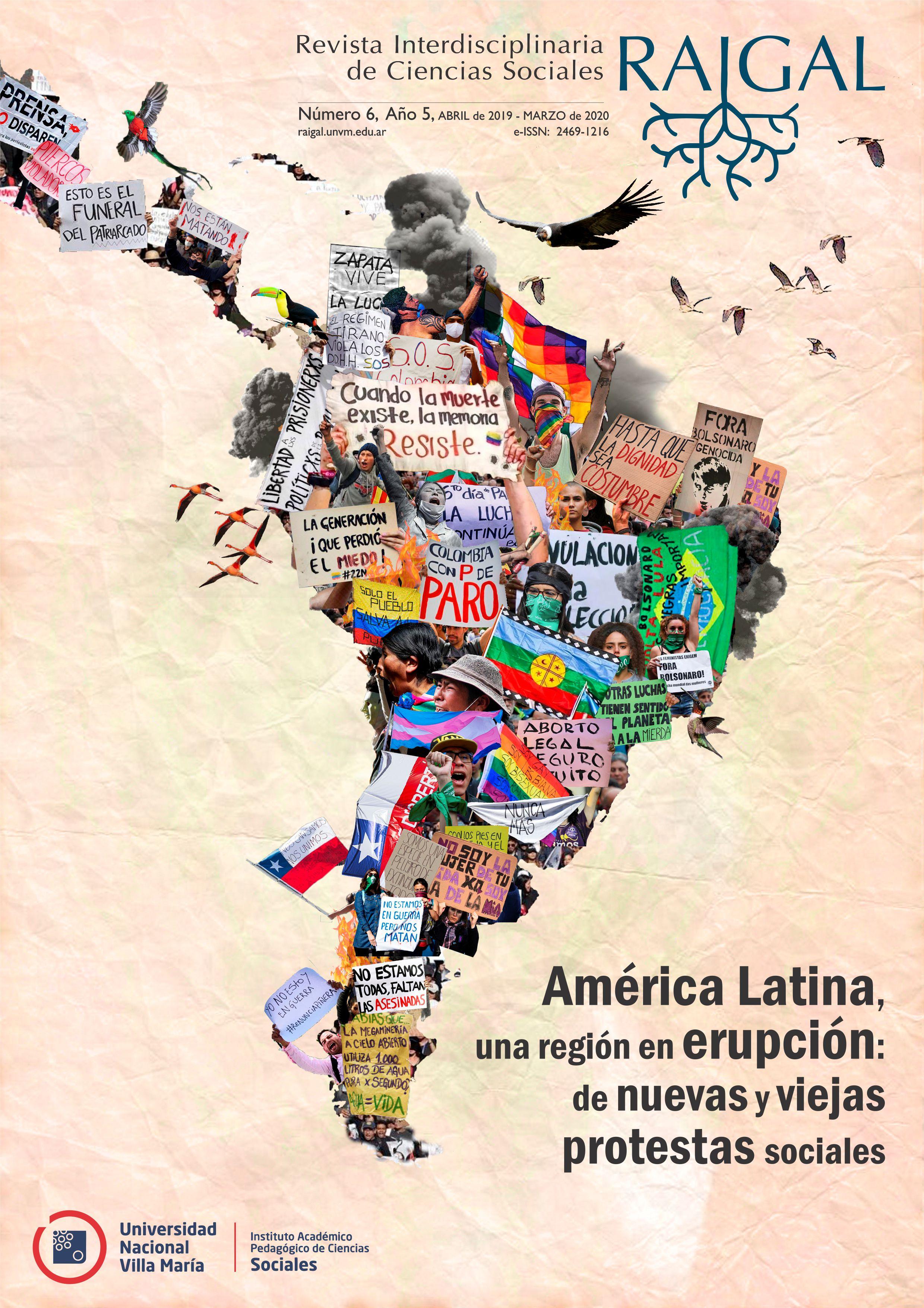 Ver Núm. 6 (5): América Latina, una región en erupción: de nuevas y viejas protestas sociales